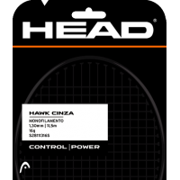 Set Head DLD de Corda Hawk 16 - Cinza