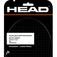 Set Head DLD de Corda Synthetic Gut PPS 16 - Dourada