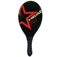 Raquete Head Frescobol Laqueada Star