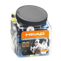 Overgrip Head Xtreme Soft Display Box  (70 unidades)