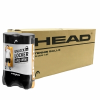 Caixa de Bola Head ATP Golden Ball 3B - 24 Tubos (Bipack)