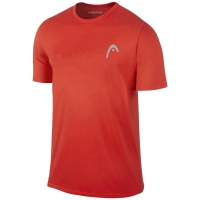 Camiseta Head Ultracool Fit - Laranja