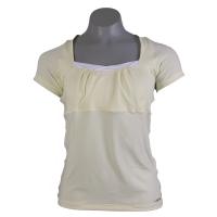 Camiseta Diana Feminino Creme