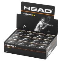 Caixa de Bola Head Squash Prime - 12 Unidades