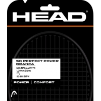 Set de Corda Head Squash Perfectpower 17 - Branca