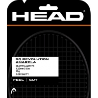 Set de Corda Head Squash Revolution 17 - Amarela