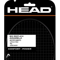 Set de Corda Head Squash Reflex 18 - Amarelo