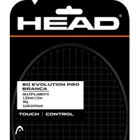 Set de Corda Head Squash Evolution Pro 16 - Branca
