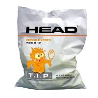 Saco de bolas Head TIP Laranja / Beach Tennis